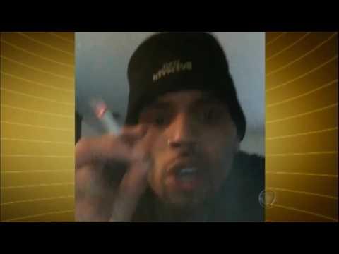 Rapper Chris Brown é Preso Em Nova Acusação De Violência Contra A Mulher
