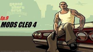 GTA SA : MODs [1] MODs Cleo 4 Muito Úteis e Legais