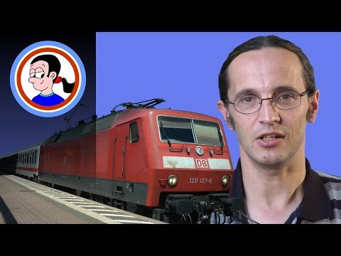 Beginner's guide to German trains