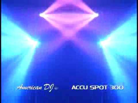 American DJ Accu Spot 300