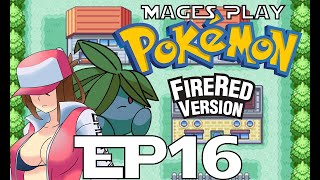 Mages Play | Pokemon Fire Red | Lostcat Gary and Lt. Surge