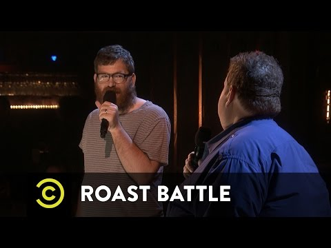 Roast Battle  Ralphie May vs. Mike Lawrence