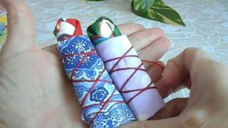 Куклы мотанки - тонкости изготовления своими руками