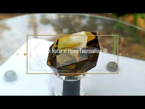 Ceylon Hony Tourmaline for your fine jewelry