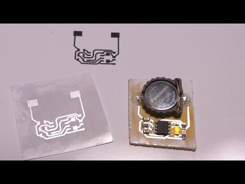No-etch circuit boards with your laser printer