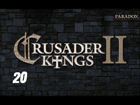 Crusader Kings 2 | #20 Brandenburg Dreh und Angelpunkt | Deutsch | Let's Play Crusader Kings 2