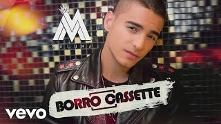 Maluma - Borro Cassette (Cover Audio)
