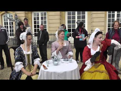 Hampton Court Palace - The mystery of the invisible wife