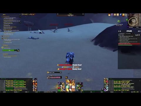 WoW BFA - World Quests - 7th Legion Rep Grind