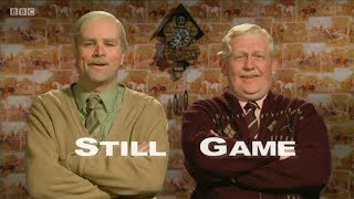 American Reacts to Still Game