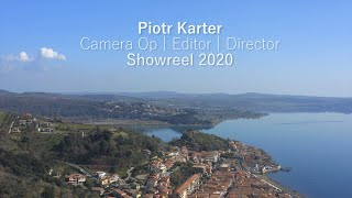 Showreel 2020 Camera op | Editor | Director