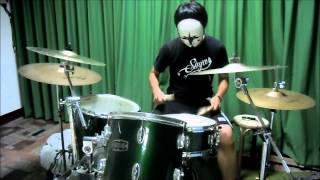 The Prodigy - Omen DRUM COVER
