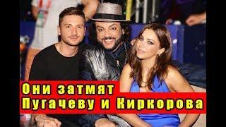 Лазарев и Лорак могут стать главной звёздной парой России / новости шоу бизнеса