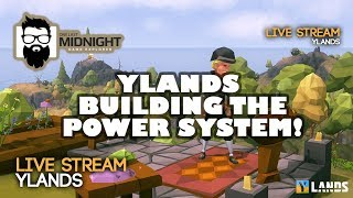 Ylands - Building the Power System
