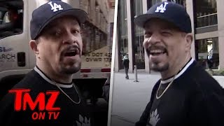 Ice-T Has Never Eaten A Bagel!!! | TMZ TV