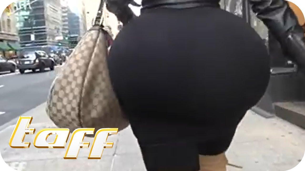 Der größte Po der Welt | taff | ProSieben - YouTube: http://www.youtube.com/watch?v=mwwn8mp-gYw