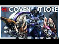 The Covenant's ENTIRE ARSENAL at the Battle of Alpha Halo (Halo: CE Lore MEGAVIDEO)