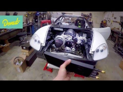 Parts-pocalypse!   Drift Corvette Build w/Matt Field