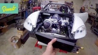 Parts-pocalypse!   Drift Corvette Build w/Matt Field thumbnail