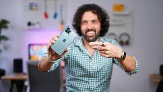  iPhone 11 Pro - UNBOXING A PRVNÍ POCITY [4K]