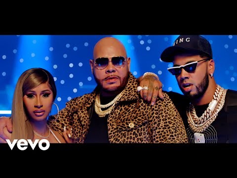 Music Discoveries - Fat Joe Ft. Cardi B, Anuel AA - YES