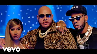 Смотреть клип Fat Joe, Cardi B, Anuel Aa - Yes Ft. Dre