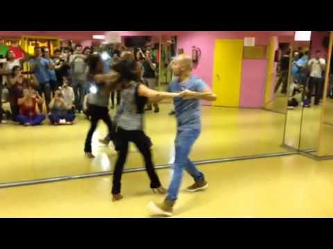 Salsa en linea _ Sergio y Noelia