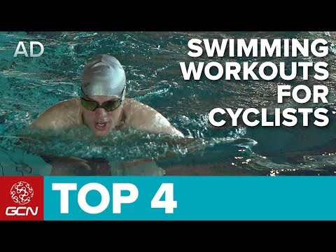Four Swimming Sessions For Cyclists With Richie Porte - YouTube