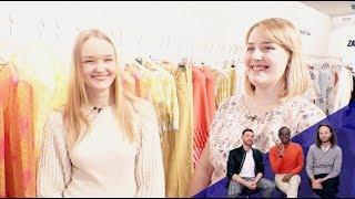 vorher-nachher: Mit 21 Jahren nur Business Outfits? Neuer Dresscode notwendig? YES!