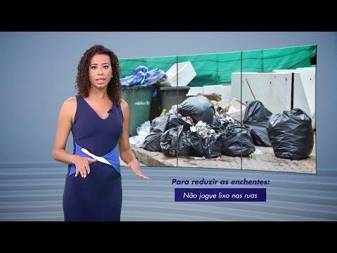 Alagamentos | Perigos da Chuva - TV Gazeta