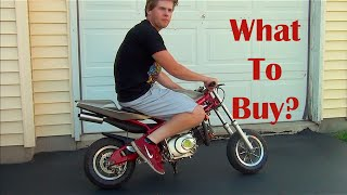 What POCKET BIKE Should You BUY!?