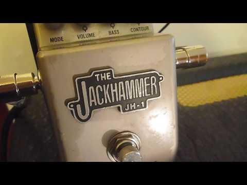 Marshall Jackhammer