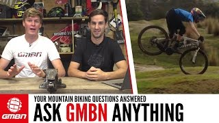 Carbon fibre vs aluminium bikes | ask gmbn anything about mountain biking