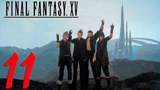 Final Fantasy XV. Прохождение. Часть 11 (Лесталлум, оружие, змей)