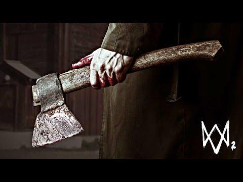THE ZODIAC KILLER IN WATCH DOGS 2 - Walkthrough Gameplay & Ending (PS4 PRO)