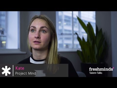 Freshminds Talent Talks - What's it like to be a freelance researcher?