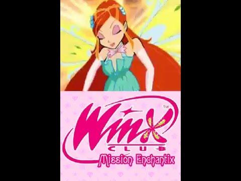 Прохождение игры Winx mission enchantix Глава 7-Тестирование