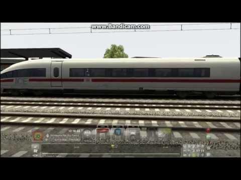 Train Simulator 2013 HD EXCLUSIVE: German Class 403 ICE 3 Siemens Velaro On Northeast Corridor