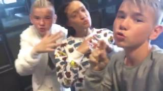 Marcus & Martinus - Light It Up ft. Samantha J.