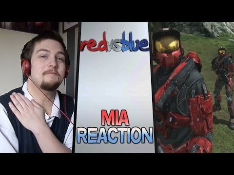 Red vs. Blue MIA Reaction