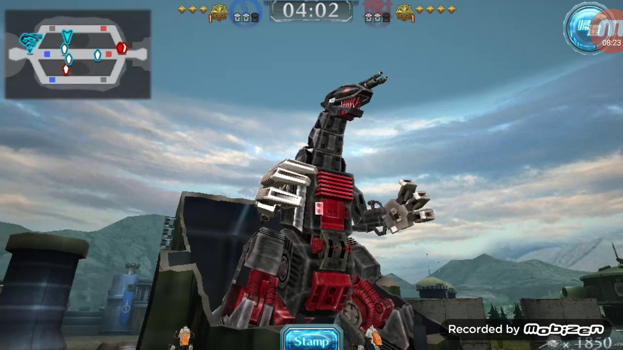 Zoid Gameplay New Game Moba Android Youtube
