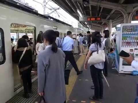 一橋学園駅-国分寺駅 西武多摩湖線 Hitotsubashigakuen to Kokubunji - Seibu-Tamako Line 170601