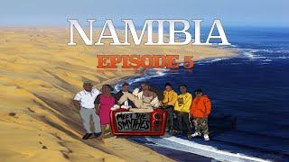 Africa road trip | Next stop Namibia 🇳🇦 ! Episode 5 | Family Vlog