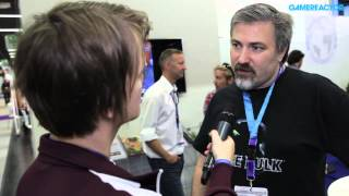 GC 13: Full Control on Space Hulk and Jagged Alliance: Flashback - Interview