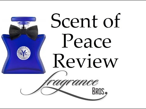 Bond No. 9 Scent of Peace (for him) Review!