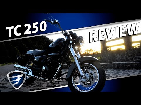 ITALIKA TC250 REVIEW