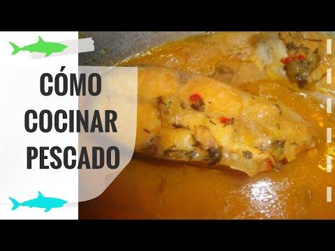Como cocinar pescado pescado sudado fish food diego Cocinar con 5 ingredientes
