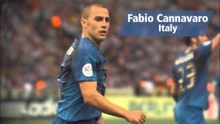 Brazil 2014 Final Draw: Fabio Cannavaro