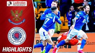 St. Johnstone 2-2 Rangers | Rangers Halted by Late Stevie May Equaliser! | Ladbrokes Premiership