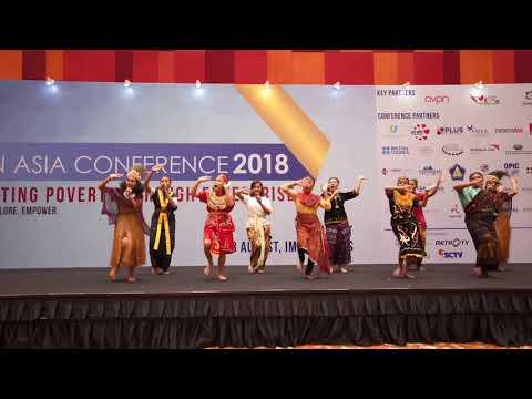 Tampil di TBN Asia Conference 2018